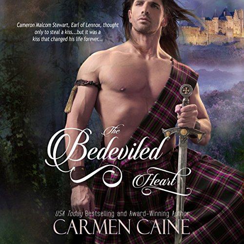 The Bedeviled Heart: The Highland Heather and Hearts Scottish Romance Series, Book 2