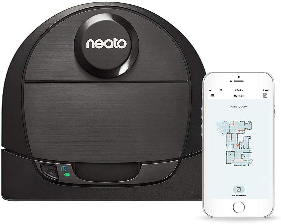 D7, D5, D6 Neato Botvac Spiral-Kombibürste Neato Robotics 945-0305