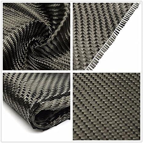 EsportsMJJ 31 82Cm 3K 2X2 Tissu En Tissu De Fibre De Carbone De Twill 200Gsm Armure Plaine Trame Mat R/églage