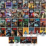 img - for Star Wars New Jedi Order (19 Books), Legacy of the Force (9 Books) & Fate of the Jedi (9 Books) Complete 37 Book Set book / textbook / text book