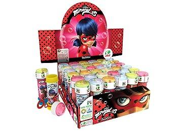 dul-cop Pompas de jabón Miraculous: Las Aventuras de Ladybug ...