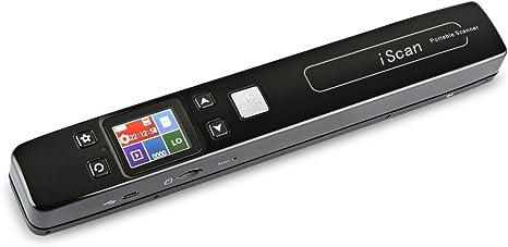 Amazon.com: Handheld USB móvil 1050dpi portátil de alta ...