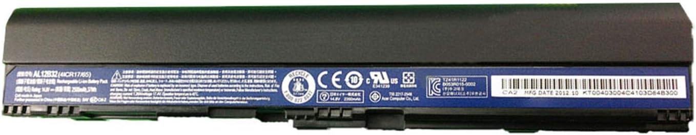 Dentsing 14.8V 37Wh/2500mAh AL12B32 Laptop Battery Compatible with Acer Aspire One 725 756 V5-131 V5-171 B113M Series Notebook