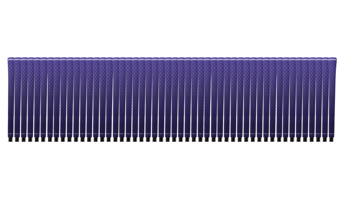 50 Majek Ladies Tour Pro Purple Undersize Golf Grips