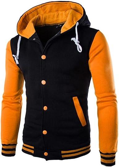 Sudaderas Hombre, Xinan Hombres Abrigo Chaqueta suéter de Invierno ...
