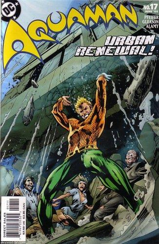 Read Online Aquaman, #17 pdf