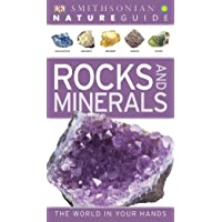 Nat Gd:Rocks and Minerals: The World in Your Hands (DK Nature Guide)