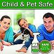 Bed Bug Killer, All Natural & Organic - Fastest Formula, 16 oz. - Child & Pet Safe - For Indoor/Outdoor Use - Bed Bug Spray.