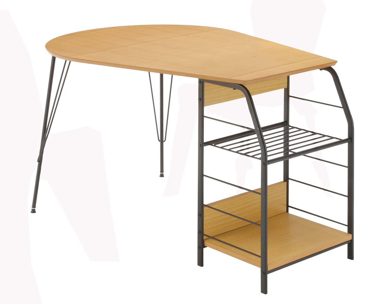 あずま工芸 テーブル フレシュ ナチュラル色 TDT-1136 B00XQZPFNI