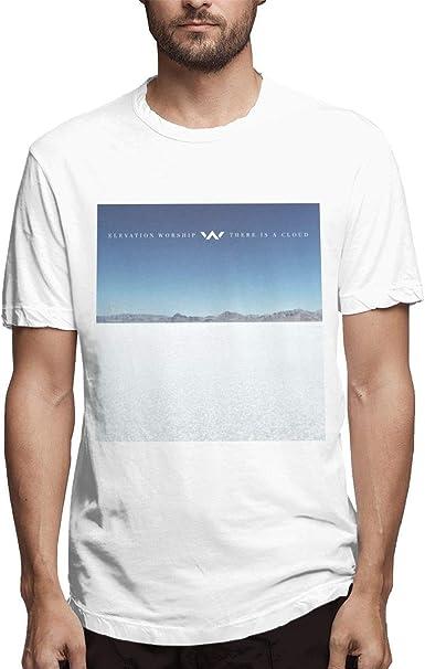 Playera Blanca de algodón para Hombres, Hay una Camiseta Blanca ...