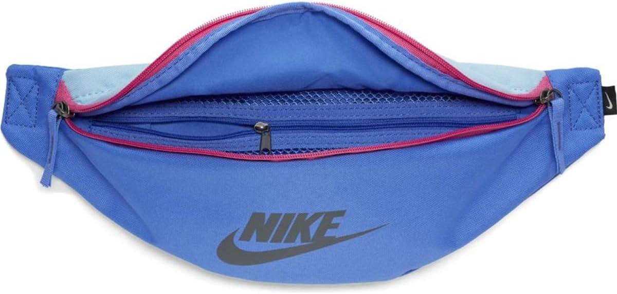 NIKE Sportswear Heritage Bolsas con cord/ón Unisex Adulto