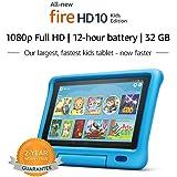 "All-New Fire HD 10 Kids Edition Tablet – 10.1"" 1080p full HD display"