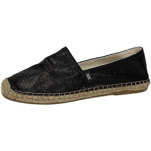 XTI 45907 Alpargatas Negras Mujer Alpargatas Negro 40: Amazon.es: Zapatos y complementos