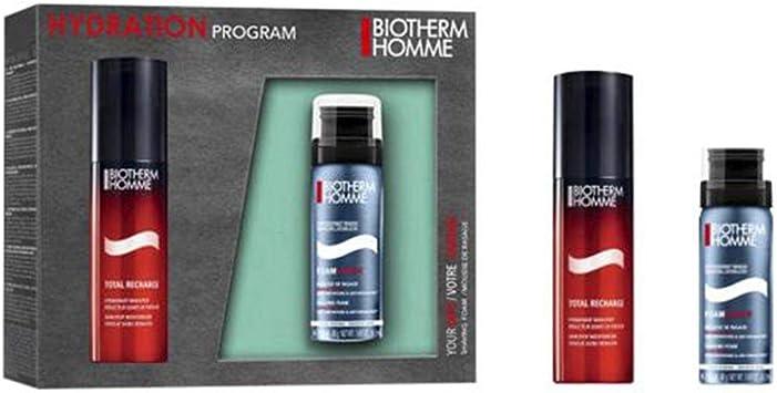 Biotherm Total Recharge Set para Hombre - 2 Piezas: Amazon.es: Belleza