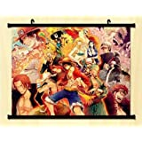 1 X One Piece Fabric Wall Scroll Poster 24*16 Inches by Unknown