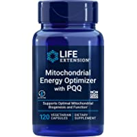 Life Extension Mitochondrial Energy Optizmer with PQQ 120 Count