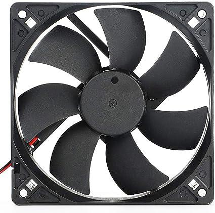 120mm Ventilateur châssis d'ordinateur ultra silencieuse
