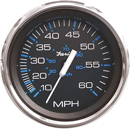 Stainless Steel Marine GPS Boat Speedometer [Faria] Picture