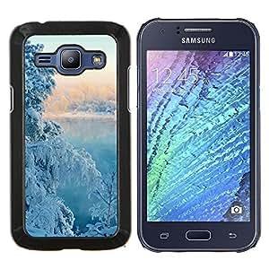 "For Samsung Galaxy J1 J100 , S-type Naturaleza Fantasy Sunset"" - Arte & diseño plástico duro Fundas Cover Cubre Hard Case Cover"