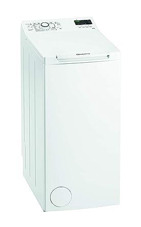 Bauknecht WMT EcoStar 732 Di Waschmaschine TL/A+++ / 174 kWh/Jahr / 1200 UpM / 7 kg/Startzeitvorwahl und Restzeitanzeige/Fres