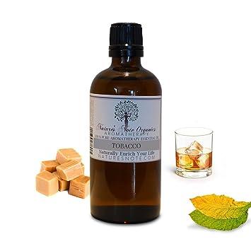 Tobacco - 100% Pure Aromatherapy Grade oil by Nature's Note Organics (1 oz )