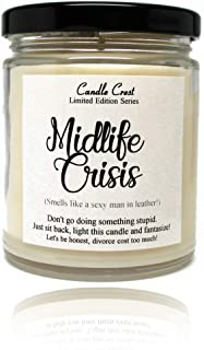 product image for Midlife Crisis 9oz Scented Soy Candle