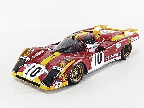 1:18 CMR Ferrari 512M #10 24h Le Mans Pesch//Loos 1971