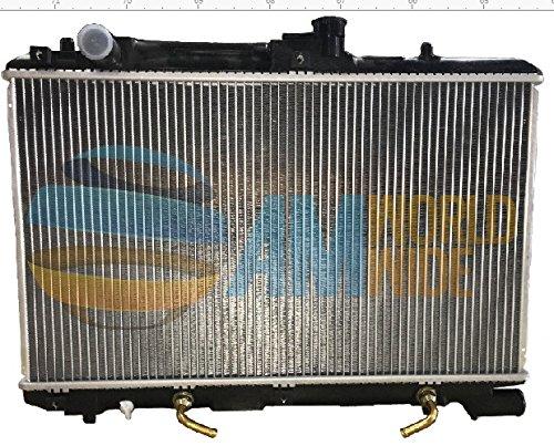 Radiator for SUZUKI CULTUS CRESCENT/BALENO EG 1.8 Lts 16V PA26 AT - Outlet Tank vertical Hose