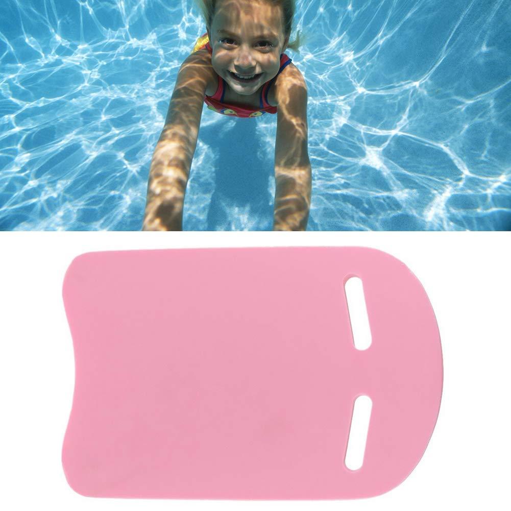 Kinder Schwimmen Training Board Eva Material Schaum Schwimm Brett Anti-Skid Buoyancy Kickboard Aid Float Brett Rosa
