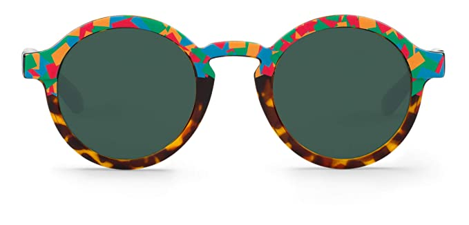 Mr Boho Dalston, Gafas de sol Unisex, Confetti/Classic Lenses 46: Amazon.es: Ropa y accesorios