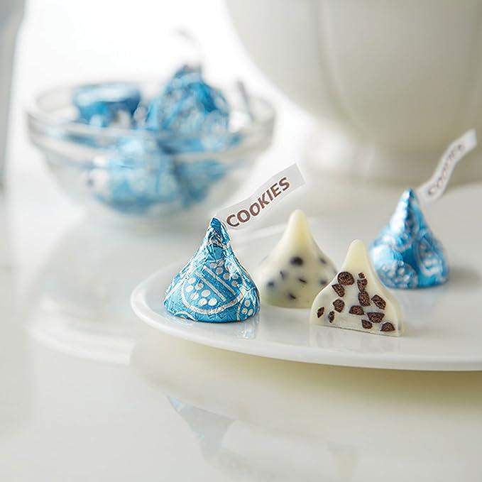 KISSES Cookies n CrÚme Candy (10.5-Ounce Bag): Amazon.es: Alimentación y bebidas