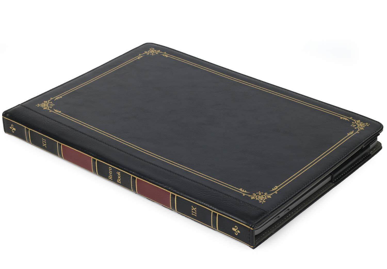 TYTX MacBook Pro Leather Case 13 Inch 2016-2019 (A1989 A1706 A1708 A2159) Protective BookBook Folio Cover (MacBook Pro 13\