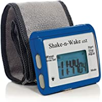 """Despertador silencioso con vibrador """"Shake-n-Wake"""", Azul, 1"""