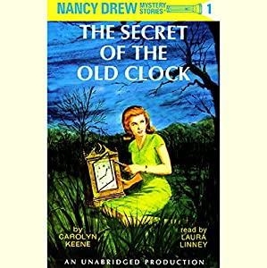The Secret of the Old Clock Hörbuch