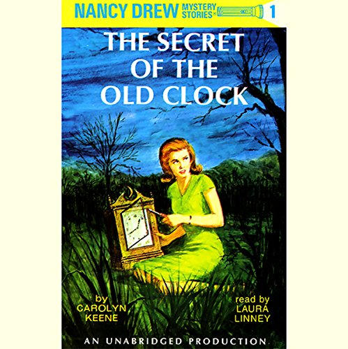 The Secret of the Old Clock: Nancy Drew Mystery Stories 1 Audiobook [Free Download by Trial] thumbnail