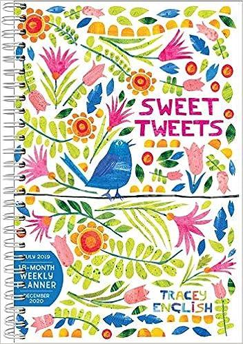 Ecu 2020 Calendar Sweet Tweets 2020 Planner: Sellers Publishing Inc., Tracey English
