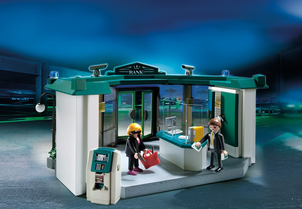 PLAYMOBIL® Bank with Safe by PLAYMOBIL® (Image #2)