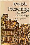 Jewish Preaching, 1200-1800, Marc Saperstein, 0300043554