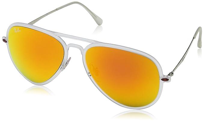 ray ban sonnenbrille orange gläser