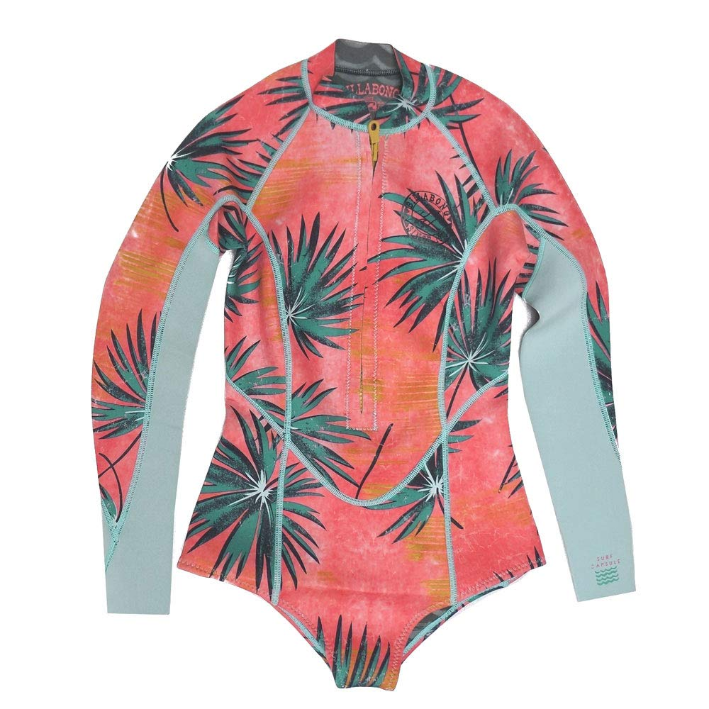 3X-Small//3//2 mm Osprey Girls Origin Shorty Summer Wetsuit-Pink//White