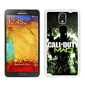 Samsung Note 3 Protective Skin Case Call of duty (2) Samsung Galaxy Note 3 White Phone Case 074 Samsung Galaxy Note3 White Phone Case 074