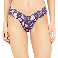 Hanky Panky Womens Flutter-by Low Rise Thong