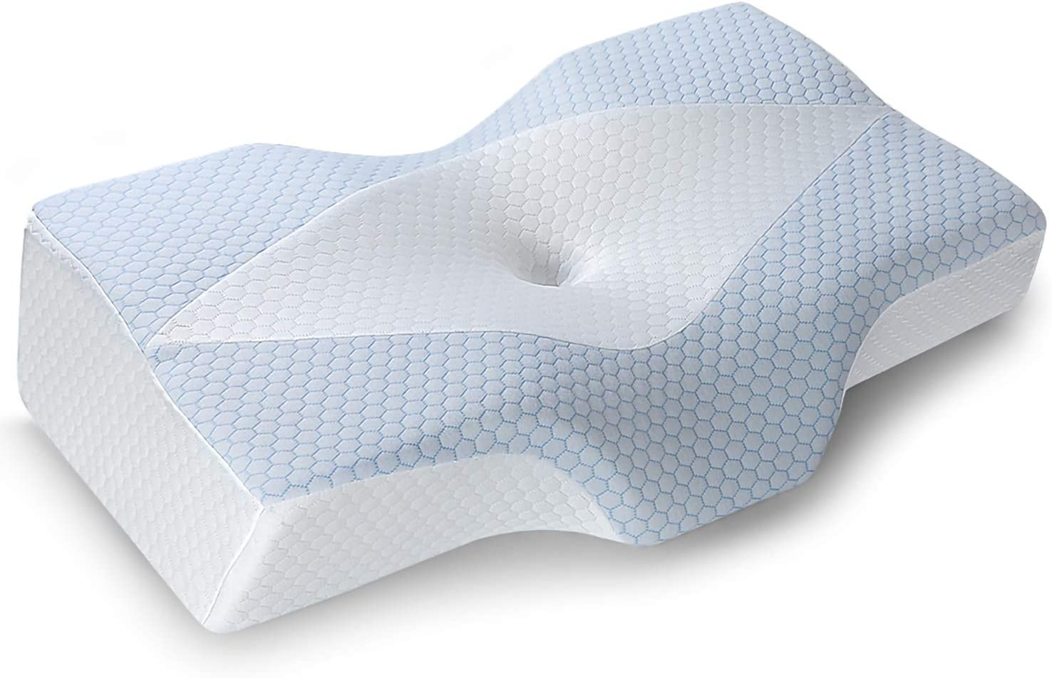 Mkicesky Cervical Pillow for Neck Pain