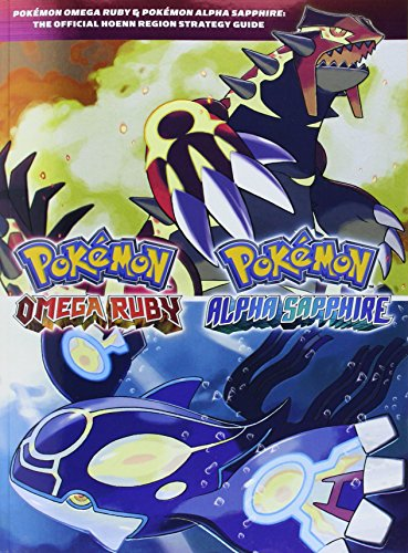 - Pokémon Omega Ruby & Pokémon Alpha Sapphire: The Official Hoenn Region Strategy Guide
