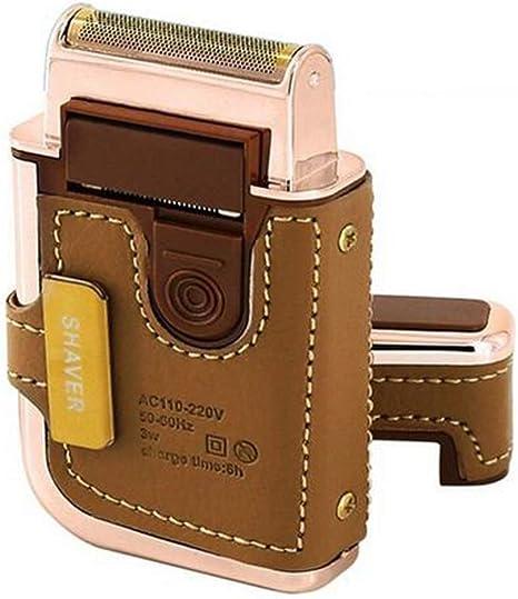 Afeitadora eléctrica de los Hombres Máquina de Afeitar Máquina de ...
