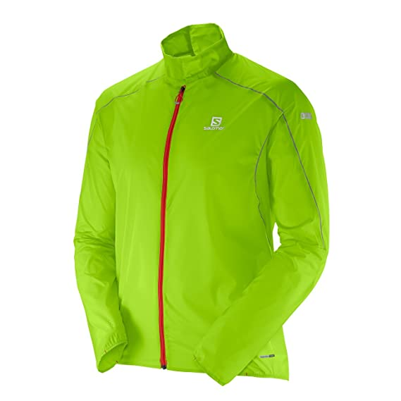 dc363c279 Salomon S-Lab Light Trail Running Jacket - SS16: Amazon.co.uk: Clothing