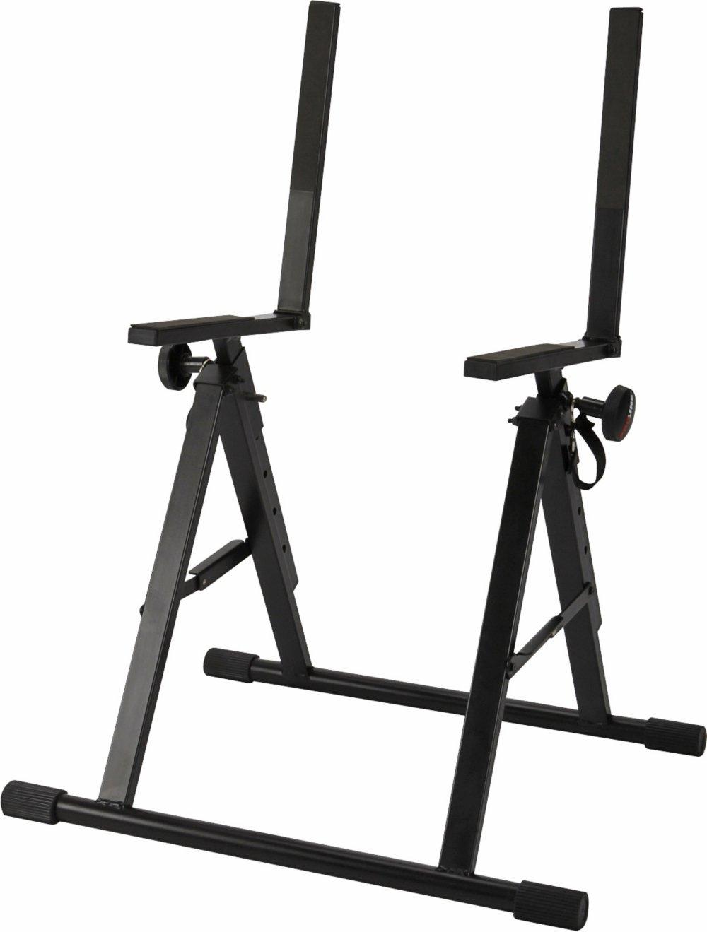 ProLine PL7000 Adjustable Amp Stand Black PL-AS