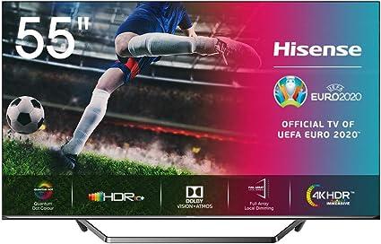 Hisense 55U7QF - Smart TV 55