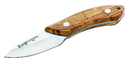 Nieto - Cuchillo con fijación para el cinturón (inoxidable ...