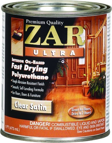 ZAR 32911 Ultra Interior Polyurethane, Satin by ZAR ()